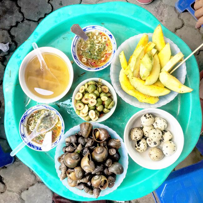 Với 500k bạn ăn vặt được những gì ở Sài Gòn và Hà Nội đây? - Ảnh 25.