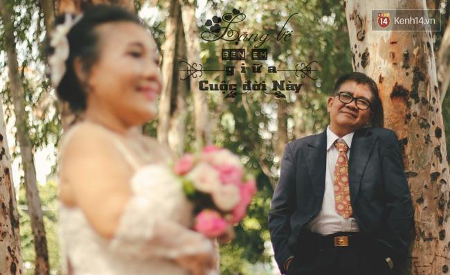 Câu chuyện dễ thương của cô dâu tí hon lần đầu mặc váy cưới ở tuổi 60 - Ảnh 2.