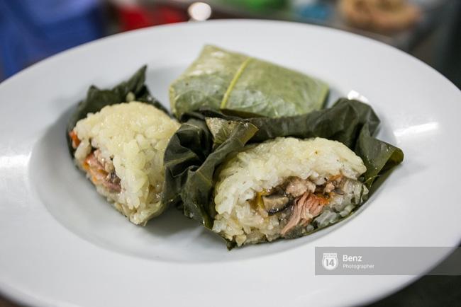 5 hàng xôi nổi tiếng mà nhất định bạn phải ăn thử nếu ở Sài Gòn - Ảnh 7.
