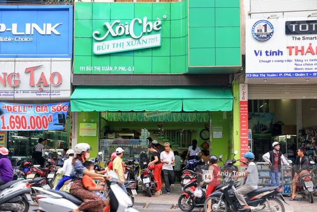 5 hàng xôi nổi tiếng mà nhất định bạn phải ăn thử nếu ở Sài Gòn - Ảnh 1.