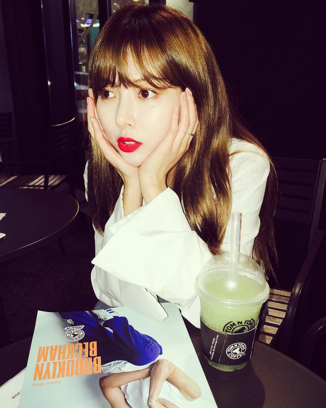 Suzy, Park Shin Hye cùng loạt sao nữ xứ Hàn đang diện những màu son nào? - Ảnh 9.