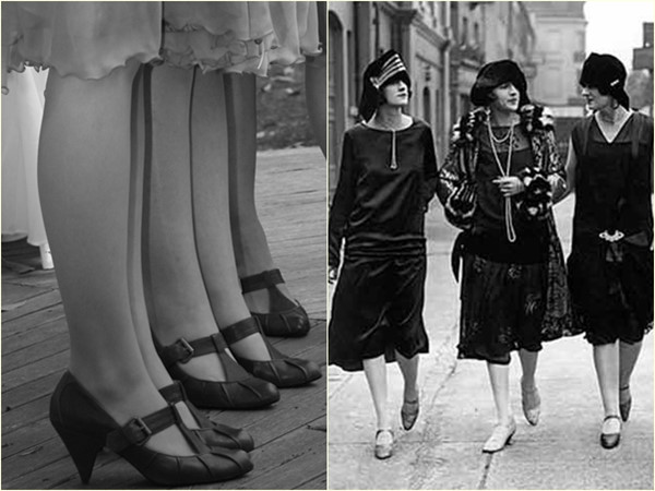 Hành trình biến đổi ngoạn mục của đôi giày cao gót