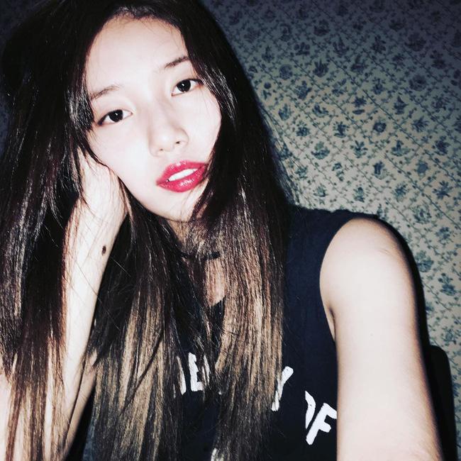 Suzy, Park Shin Hye cùng loạt sao nữ xứ Hàn đang diện những màu son nào? - Ảnh 2.