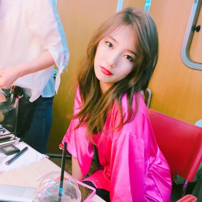 Suzy, Park Shin Hye cùng loạt sao nữ xứ Hàn đang diện những màu son nào? - Ảnh 4.