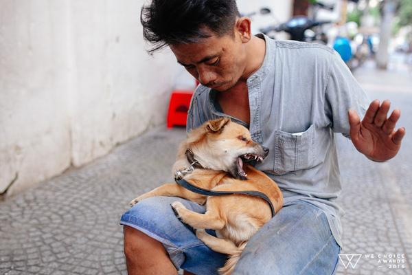 Cuộc sống hiện tại của anh đánh giày câm và chú chó mù: Hạnh phúc vẫn còn được viết tiếp - Ảnh 3.