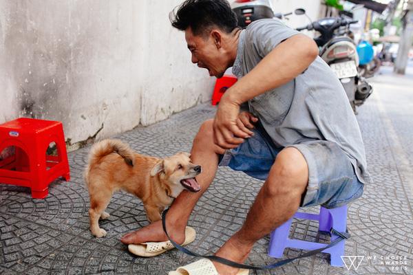 Cuộc sống hiện tại của anh đánh giày câm và chú chó mù: Hạnh phúc vẫn còn được viết tiếp - Ảnh 4.