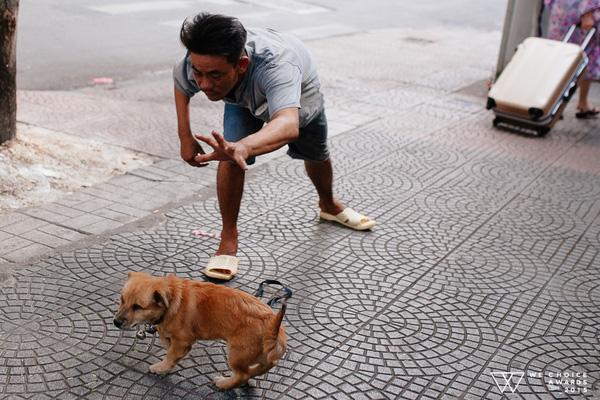 Cuộc sống hiện tại của anh đánh giày câm và chú chó mù: Hạnh phúc vẫn còn được viết tiếp - Ảnh 11.