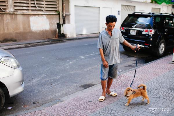 Cuộc sống hiện tại của anh đánh giày câm và chú chó mù: Hạnh phúc vẫn còn được viết tiếp - Ảnh 6.