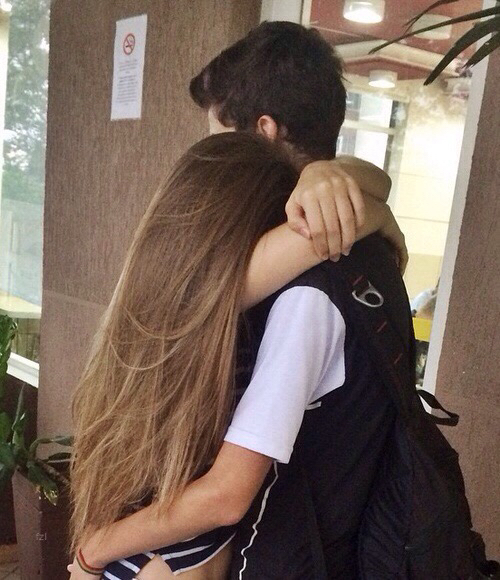 ahw, boy, couple, cute, friends, girl, goals, heart, hugg, huggs, like, love, relationship, sweet, relationshipgoals, hairgoals