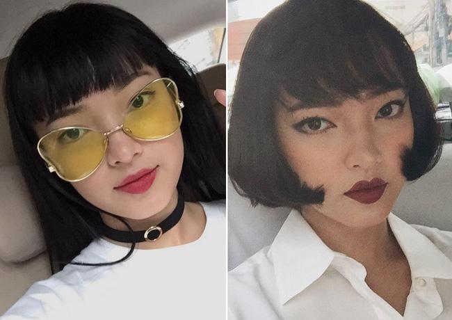 Update 7 pha đổi tóc đẹp miễn chê của loạt hot girl Việt thời gian qua - Ảnh 17.