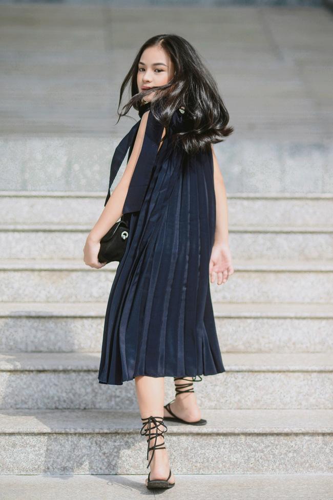 Cô bé 10 tuổi người Việt với phong cách thời trang không kém gì fashionista nhí nước ngoài