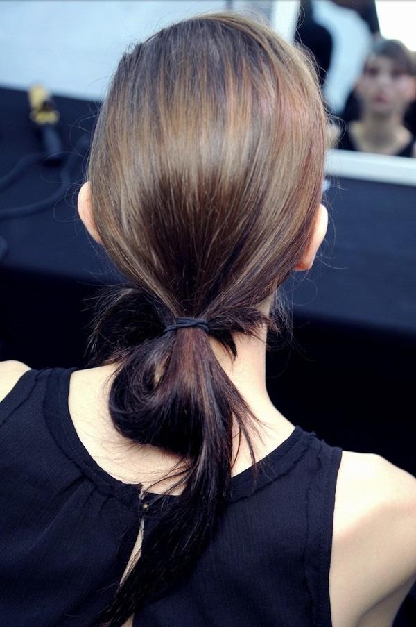 """Những kiểu tóc mất chưa đến... 30 giây để nàng yêu tâm """"sửa soạn"""" mỗi khi ra ngoài"""