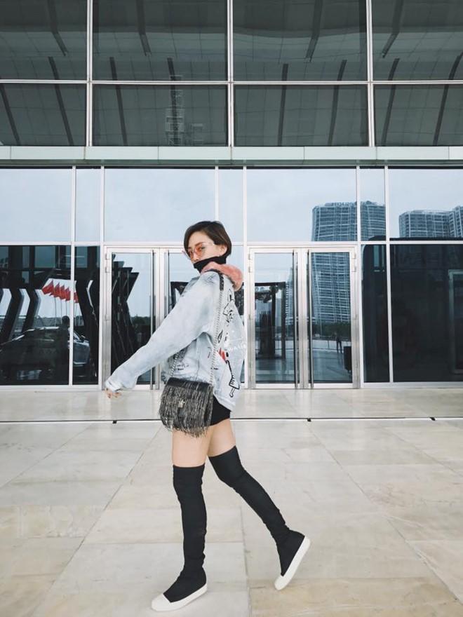 3 mẫu áo khoác được lòng sao Việt khi trời chuyển lạnh