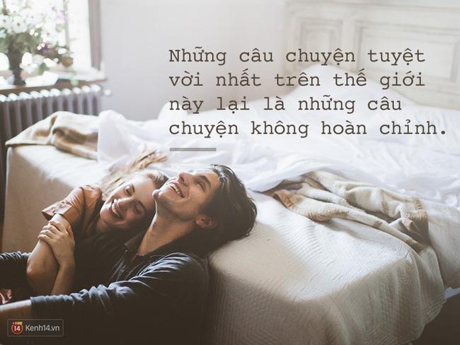 Không phải mọi tình yêu đẹp đều tồn tại mãi mãi. Bởi đó là cuộc đời! - Ảnh 2.