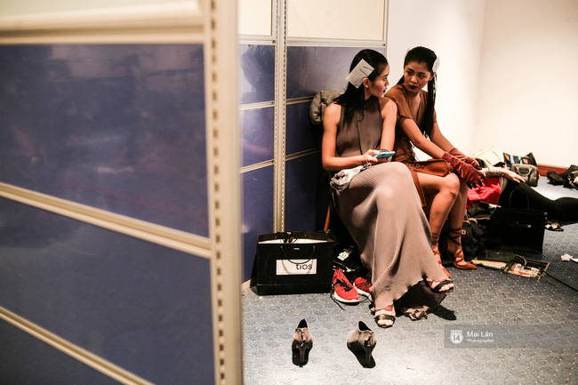 Gói gọn 6 ngày - 5 đêm của Vietnam International Fashion Week trong những khung hình tuyệt vời nhất! - Ảnh 32.