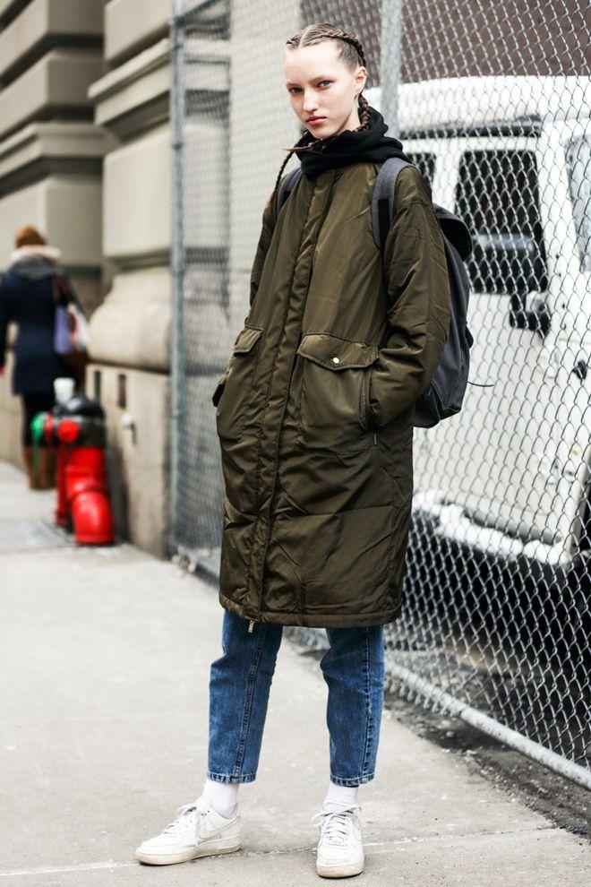 áo khoác nữ parka