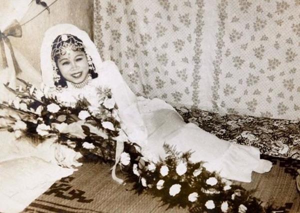 Những hình ảnh về đám cưới xưa