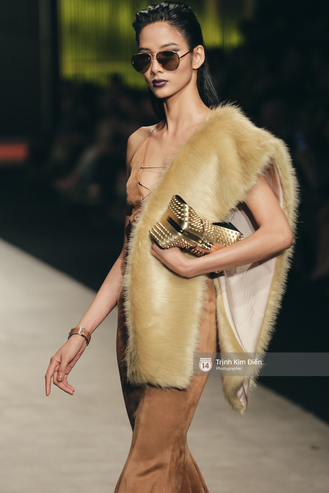 Gói gọn 6 ngày - 5 đêm của Vietnam International Fashion Week trong những khung hình tuyệt vời nhất! - Ảnh 16.