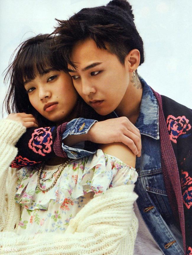 Lộ ảnh G-Dragon bí mật hẹn hò mẫu xinh đẹp Nana Komatsu tại Nhật Bản - Ảnh 2.