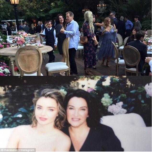 Miranda Kerr và hôn phu xem Orlando Bloom - Katy Perry như người một nhà - Ảnh 4.