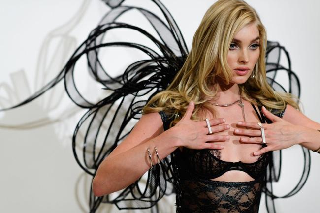 Đột nhập buổi thử đồ của dàn thiên thần ngắm hàng loạt thiết kế mới toanh sẽ xuất hiện trong Victorias Secret Show 2016 - Ảnh 15.