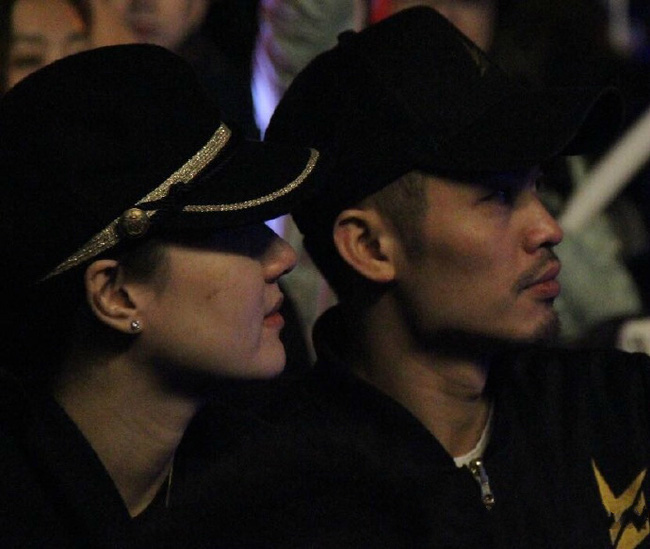 Chen chân vào cuộc hôn nhân của soái ca làng cầu lông, Hoa hậu Trung Quốc: Cám ơn mọi người đã quan tâm - Ảnh 5.