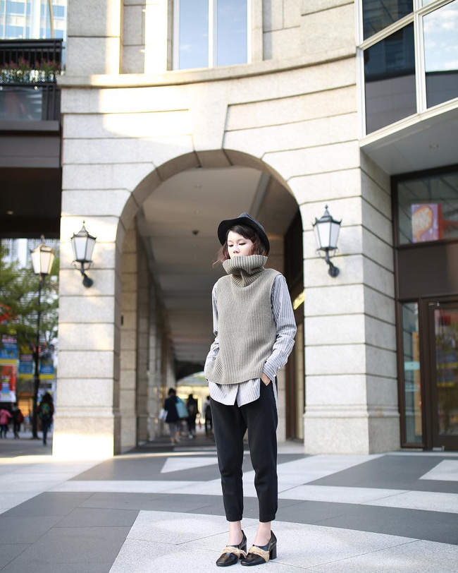 Giới trẻ thế giới thách thức trời đông với street style đẹp bá cháy - Ảnh 7.