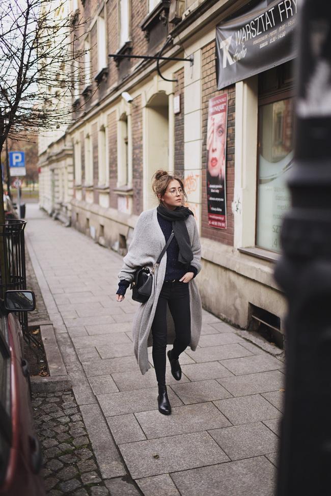 Giới trẻ thế giới thách thức trời đông với street style đẹp bá cháy - Ảnh 8.