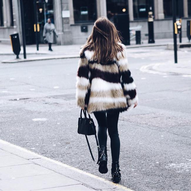 """Giới trẻ thế giới thách thức trời lạnh với street style đẹp """"bá cháy"""""""