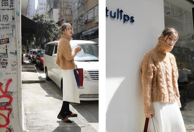 Giới trẻ thế giới thách thức trời đông với street style đẹp bá cháy - Ảnh 1.