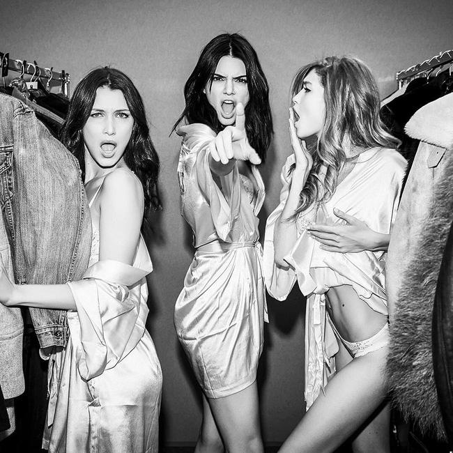 Gigi - Kendall quá nổi khiến dàn mẫu Victorias Secret một năm trước còn cô lập, giờ lại chuyển sang kết thân? - Ảnh 2.