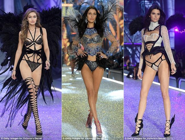 [HOT] Tất cả hình ảnh nóng bỏng tay của Victorias Secret Fashion Show 2016! - Ảnh 4.
