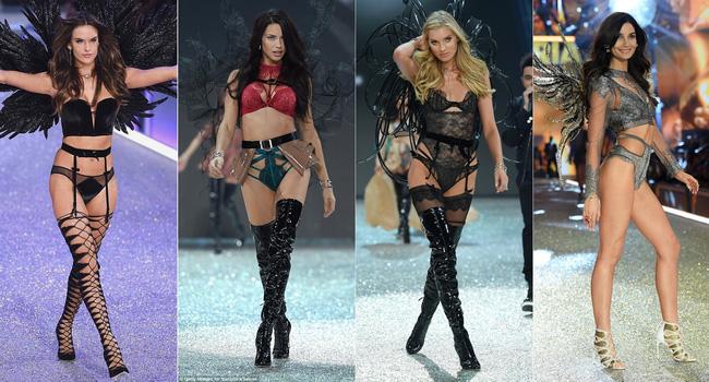 [HOT] Tất cả hình ảnh nóng bỏng tay của Victorias Secret Fashion Show 2016! - Ảnh 1.
