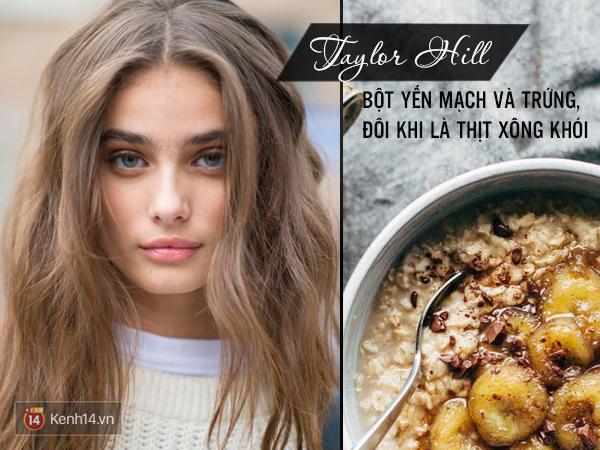 Dàn mẫu Victoria's Secret tiết lộ cách ăn sáng để da đẹp, dáng thon - Ảnh 3.