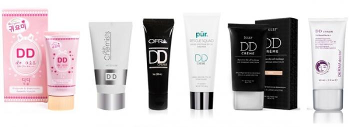 Phân biệt sự khác nhau của BB, CC, DD, EE và PP Cream