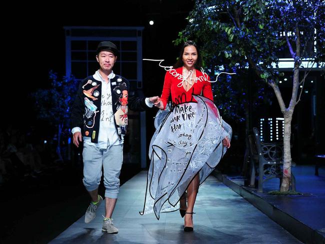 Cần gì đi đâu xa khi mở mắt ra là thấy 7 sân khấu thời trang đẹp như thế này ngay tại Việt Nam! - Ảnh 10.