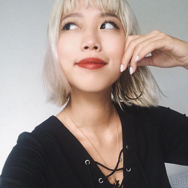 Lục Instagram của loạt hot girl Việt tìm ra 5 màu son hot phá đảo thời gian này - Ảnh 7.