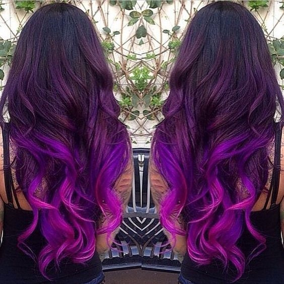 """Những kiểu tóc nhuộm ombre """"cực hot"""" cho nàng nổi bật xuống phố"""