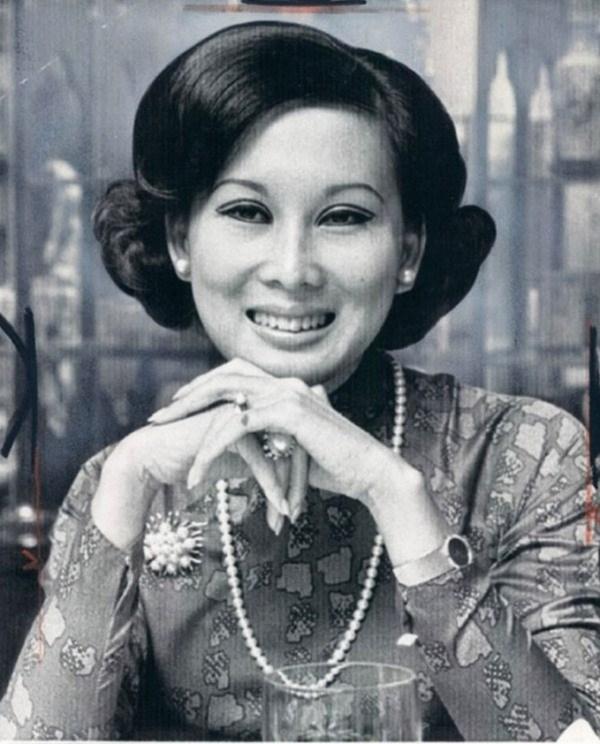 Chuyện về mẹ của MC Kỳ Duyên, cô em đất Bắc trở thành bóng hồng huyền thoại của đất Sài Gòn năm xưa - Ảnh 1.