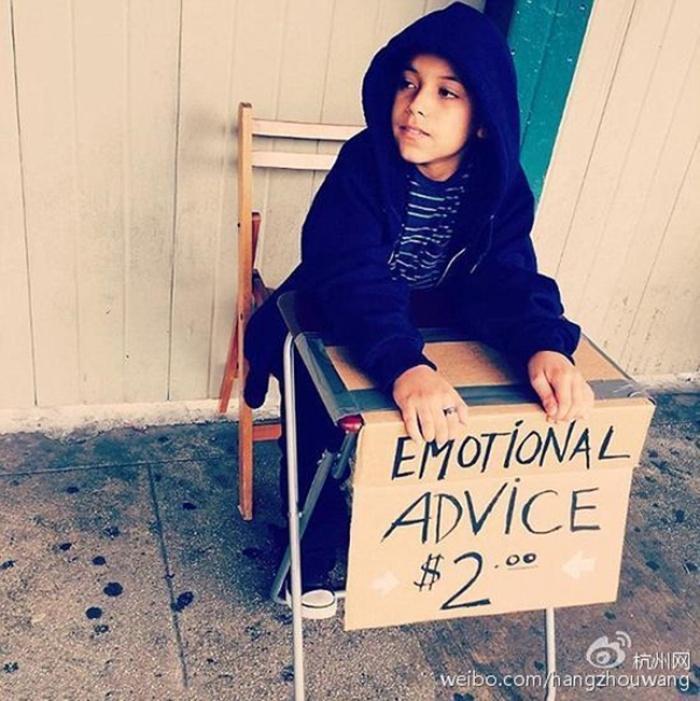 Cậu bé 11 tuổi với gương mặt non nớt này lại là một chuyên gia tư vấn tình cảmKhông thể tin nổi cậu bé 11 tuổi với gương mặt non nớt này lại là một chuyên gia tư vấn tình cảm - Ảnh 7.