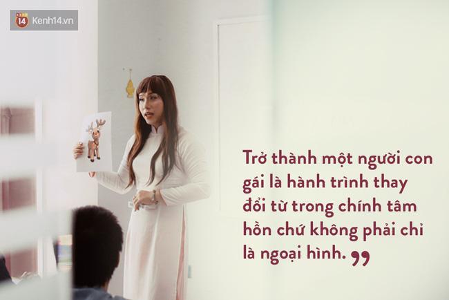 Cô giáo chuyển giới ở Sài Gòn: Tôi đã phải tự tay đốt đi quá khứ của mình để được sống thật - Ảnh 5.