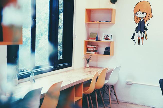 Đừng lo nếu 3 ngày nghỉ lễ chưa biết đi đâu, Hà Nội còn nhiều quán cafe đẹp lắm - Ảnh 26.