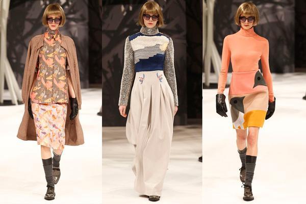 10 show diễn độc đáo nhất làng thời trang đầu năm 2016