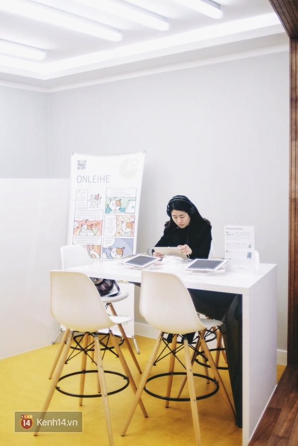 4 thư viện cực đẹp, cực xịn dành riêng cho dân yêu ngoại ngữ ở Hà Nội - Ảnh 3.
