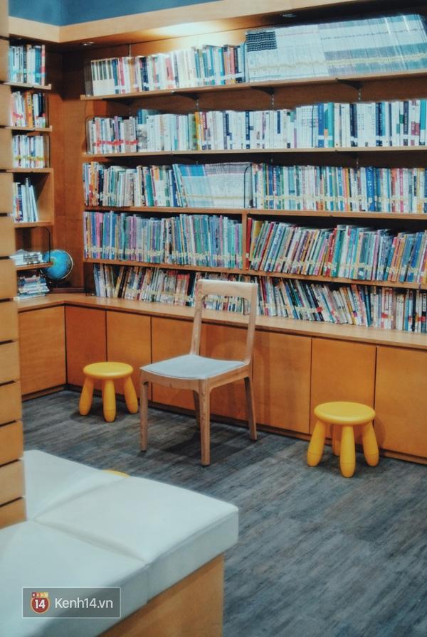 4 thư viện cực đẹp, cực xịn dành riêng cho dân yêu ngoại ngữ ở Hà Nội - Ảnh 22.