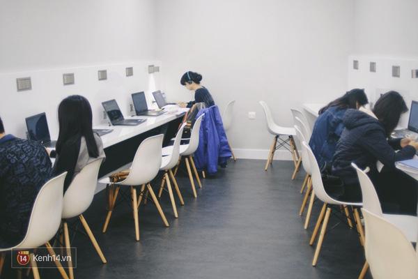 4 thư viện cực đẹp, cực xịn dành riêng cho dân yêu ngoại ngữ ở Hà Nội - Ảnh 4.