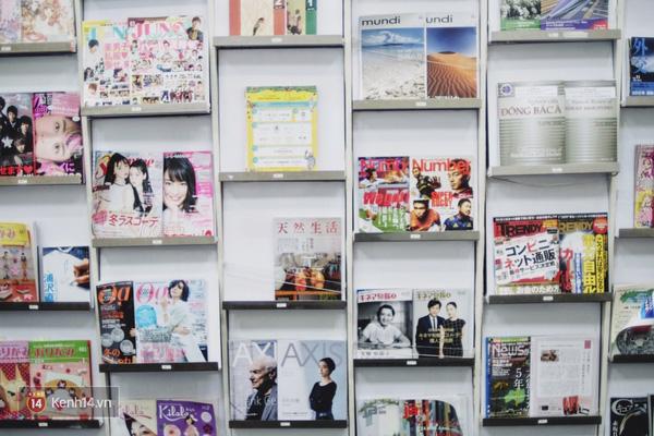 4 thư viện cực đẹp, cực xịn dành riêng cho dân yêu ngoại ngữ ở Hà Nội - Ảnh 11.
