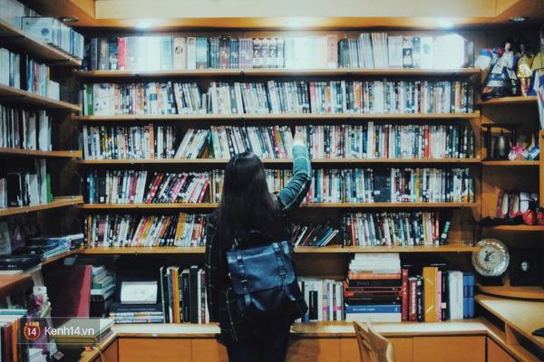 4 thư viện cực đẹp, cực xịn dành riêng cho dân yêu ngoại ngữ ở Hà Nội - Ảnh 20.