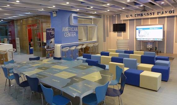 4 thư viện cực đẹp, cực xịn dành riêng cho dân yêu ngoại ngữ ở Hà Nội - Ảnh 28.