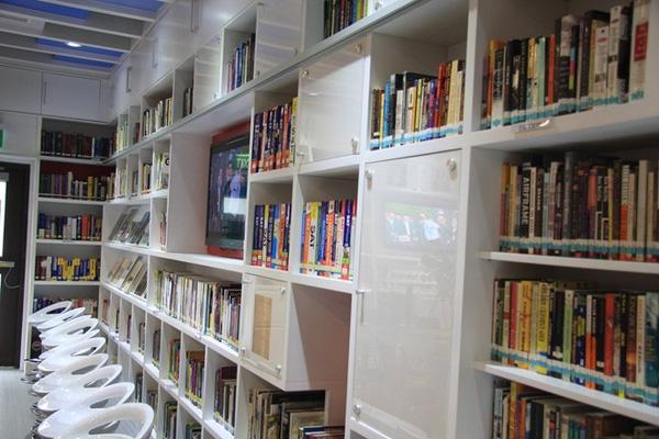 4 thư viện cực đẹp, cực xịn dành riêng cho dân yêu ngoại ngữ ở Hà Nội - Ảnh 31.